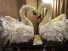 Specialty designs  Love swans.
