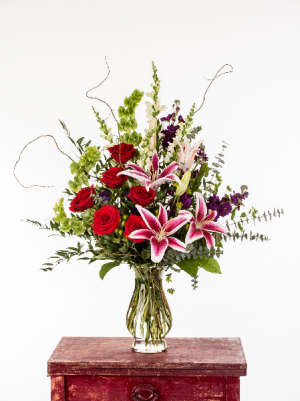 "Speechless ""Regal"" Midway Florist Exclusive in Kannapolis, NC 
