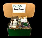 Speedy Recovery Box Sweet & Spa Gift Set