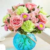 spendid love floral arrangement