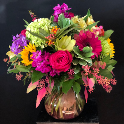 Spice Up Your Life Vase
