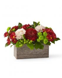 Spiced Wine Bouquet Flower Arrangement