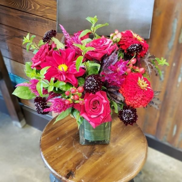 Spiced Wine Flowers for All Occasions