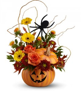 Spin A Web Bouquet 10H100B in Hesperia, CA | ACACIA'S COUNTRY FLORIST