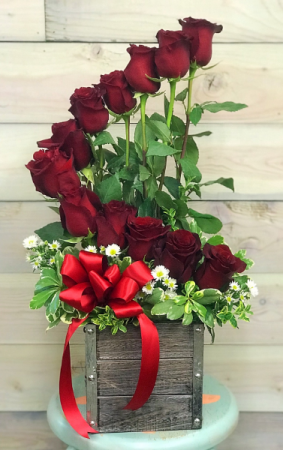 Spiral Roses   in Libby, MT | LIBBY FLORAL & GIFT