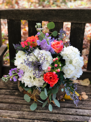 Spirit of Kindness Vase Arrangement  in Iowa City, IA | Every Bloomin' Thing