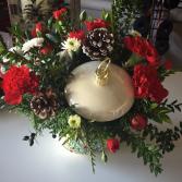 Spirit Of The Season Bouquet Arrangement