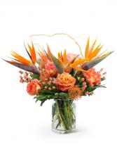 Spirit of the Tropics Flower Arrangement