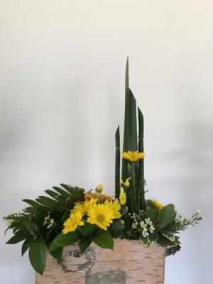 Spirit of Zen Birch Tray in Norway, ME | Green Gardens Florist & Gift Shop