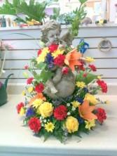 Spiritual Celebration Funeral flowers