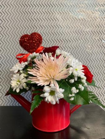 Splash of Love Flower Arrangement