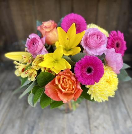 Mixed Spring Arrangement