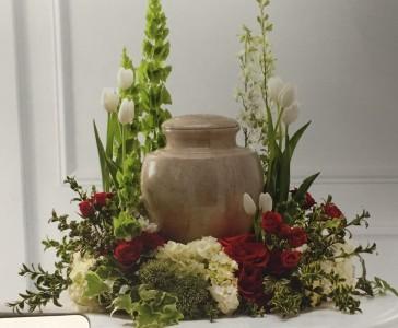 Splendid Garden Urn not included