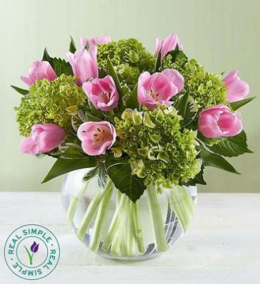 Splendid Spring Bouquet™ by Real Simple® Arrangement