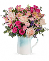 Splendid Sunrise Flower Arrangement