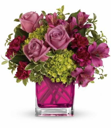 Splendid Surprise All-Around Floral Arrangement