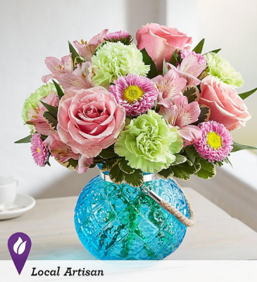 Splendid & Sweet 161275 Vase Arrangement