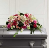 SPLENED GRACE CASKET SPRAY