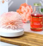 Spongelle Baltic Rose Diffuser