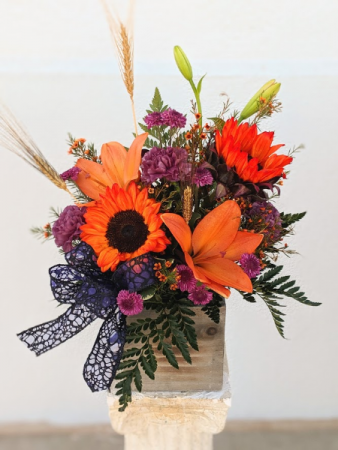 Spooky Bouquet Special Design