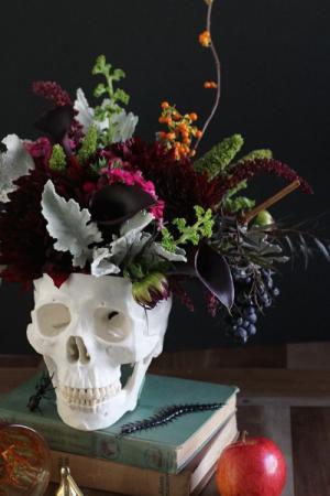 Spooky Halloween Designers Choice Halloween in Draper, UT | Draper FlowerPros