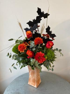 Spooky Spice  in La Grande, OR   FITZGERALD FLOWERS