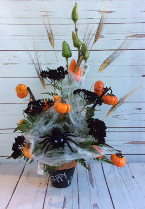 Spooky Spiders  in Culpeper, VA | ENDLESS CREATIONS FLOWERS AND GIFTS