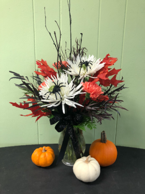 Spooky Spiders!  in Northfield, MN | JUDY'S FLORAL DESIGN STUDIO
