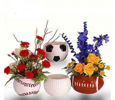 Sport Themed Bouquets