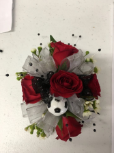 Sports Corsage
