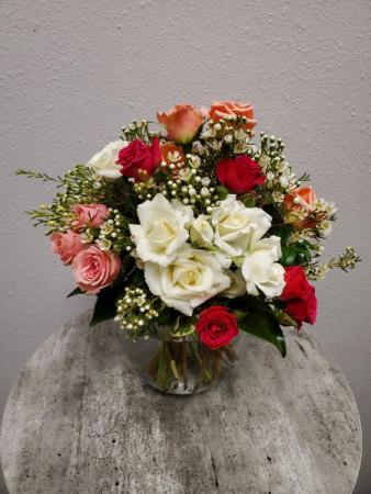 Spray Rose Special! Half Priced Spray Roses!
