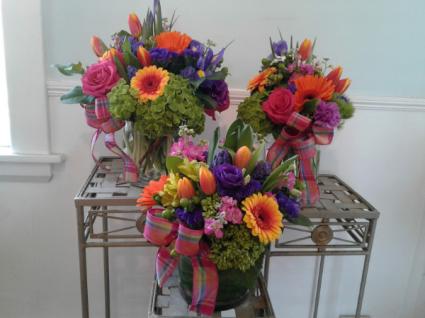 spring arrangements