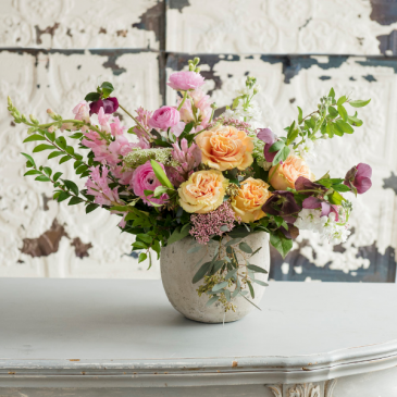 Spring Artisan fresh flowers