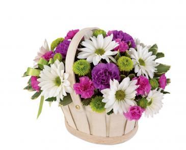Small Spring basket  Basket
