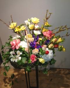Springtime Garden vb-116