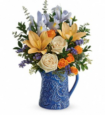 Spring Beauty Bouquet T18E200A