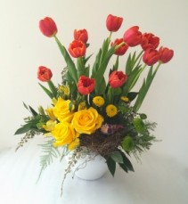 Spring Beauty Arrangement