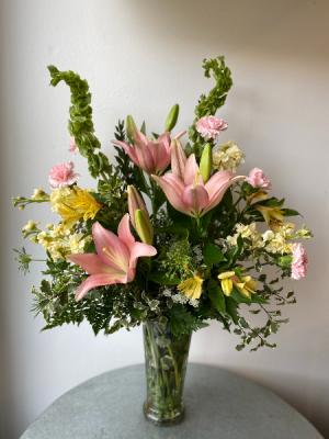 Spring Bells  in La Grande, OR | FITZGERALD FLOWERS