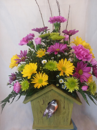 Ticonderoga FLORIST - The Country Florist And Gifts