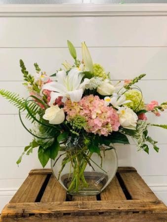 Spring Blossom Floral Arrangement