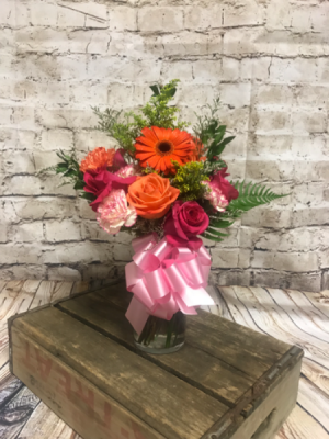 Spring Bouquet Bouquet in Wilkes Barre, PA | Kelly Ann's Floral