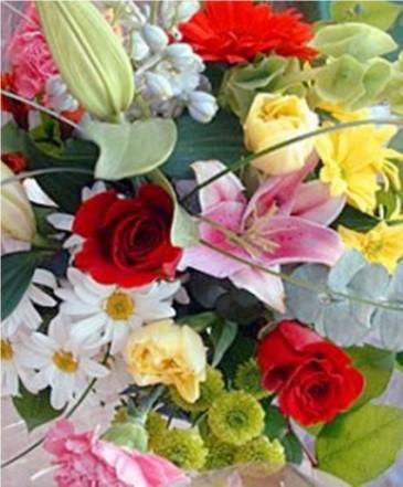 Spring Bouquet Cut flower bouquet