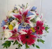 Spring Bouquet Wedding