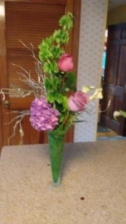 Spring bride Presentation bouquet
