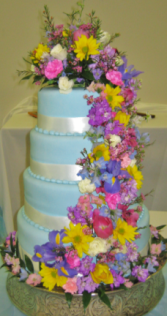 Spring Cake Wedding / Event