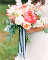Spring Color Pop Bouquet Bridal Bouquet
