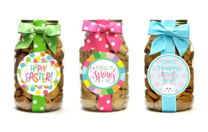 Spring Cookies Chocolate Chip Cookies in Chatham, NJ | SUNNYWOODS FLORIST