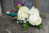 Spring Day Boutonniere