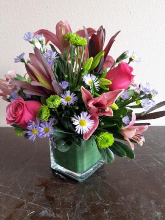 Spring Delight Fresh Flowers