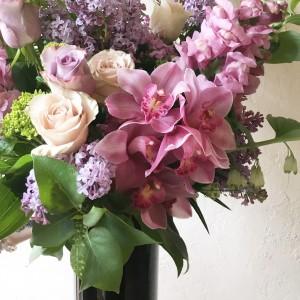 Spring Elegance  Vase Arrangement